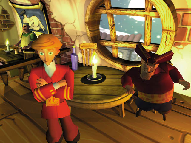 Review Escape From Monkey Island (PC) Por Sylux Mi2